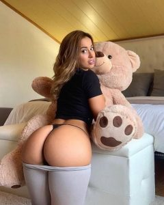 Big Bear and phat butt